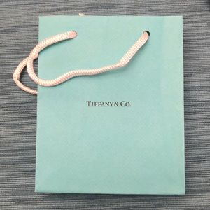 Tiffany gift bag